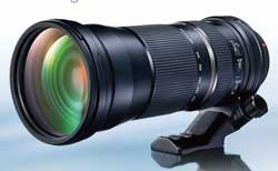 The Tamron SP 150-600mm F/5-6.3 Di VC USD - a long lens with a longer name!