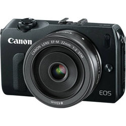 EOS-M: The rumour says the new mirrorless camera is not