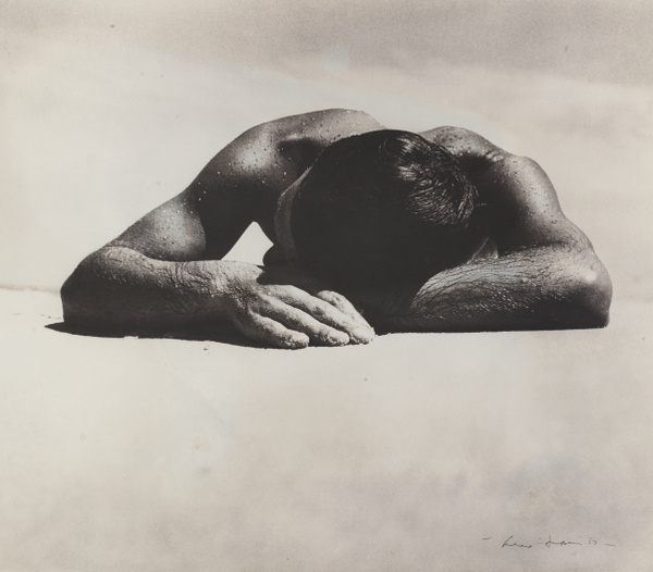 Sunbaker, 1937. Photo: Max Dupain. Source: Supplied.