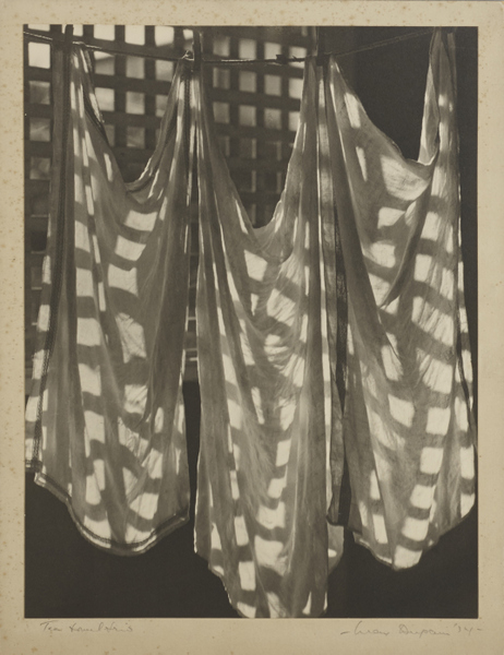 Tea Towel Trio. Photo: Max Dupain. Source: Supplied.