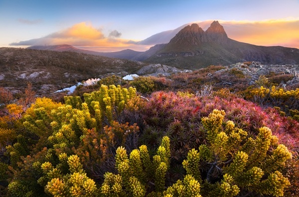 Castaing's winning photo. Source: Real Aus Landscape Awards.